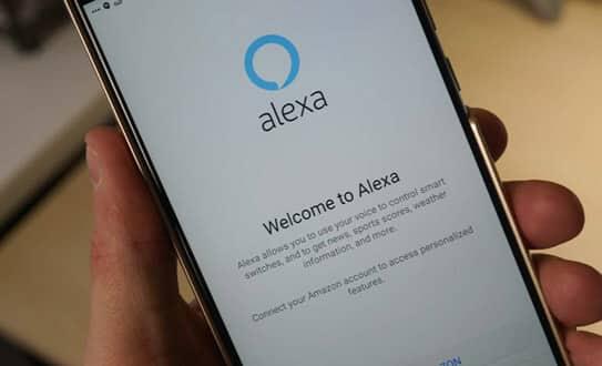 Use Amazon Alexa on Android