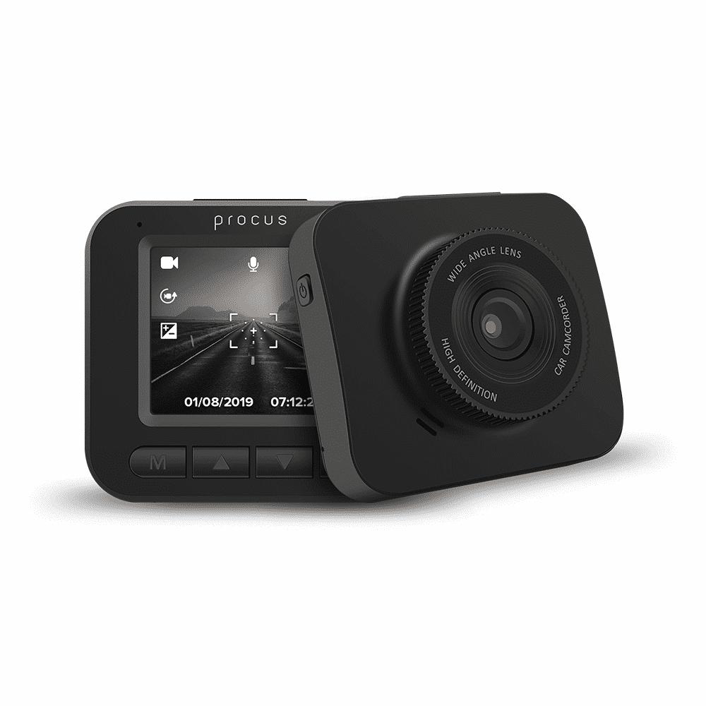 Procus Iris Car Dash Camera