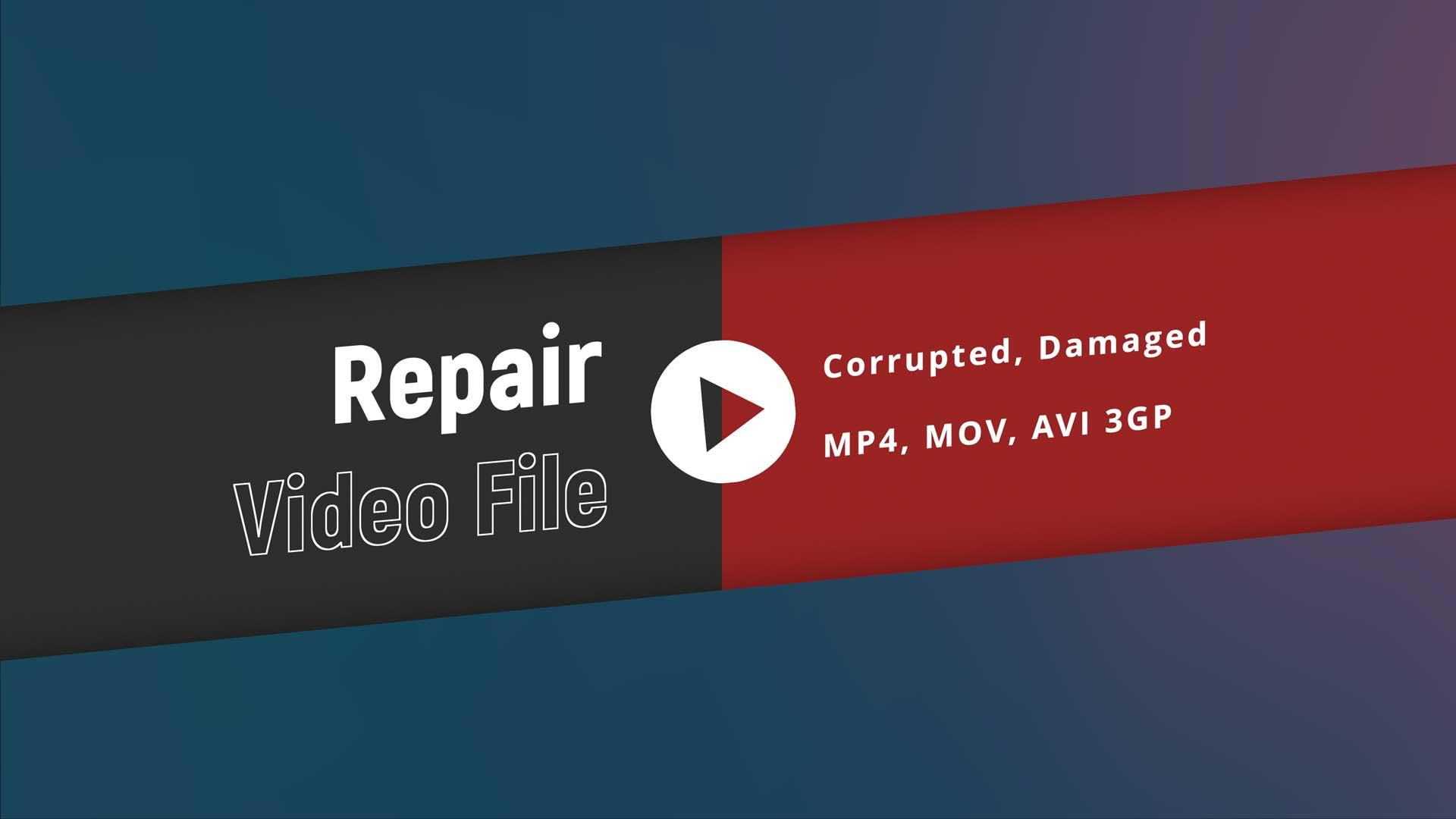 Repair Video File