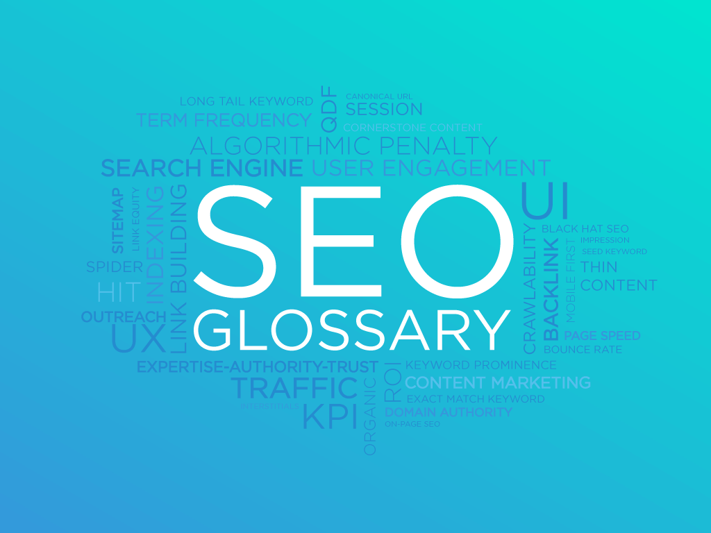 Essential SEO Terms